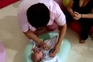 Pirralhos indica: Como parar o choro do Bebê - Parte I