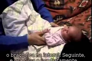 Pirralhos indica: Como parar o choro do Bebê - Parte 2