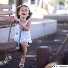 Estamos apaixonados pela postagem especial de Dia das Crianças de nossa fotógrafa @umparfoto!  Amamos!!! ???????? #repost @umparfoto ??? Esse sorriso