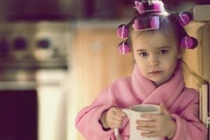 Crianças podem freqüentar salões de adulto?