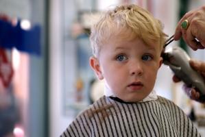 Drama ao cortar os cabelos?